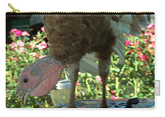 Grill Turkey Anyone Redneck Style Carry-all Pouch