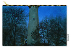 Grosse Point Lighthouse Before Dawn Carry-all Pouch