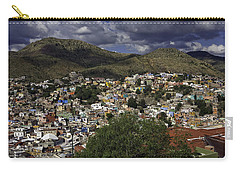 Guanajuato Vista No. 1 Carry-all Pouch by Lynn Palmer