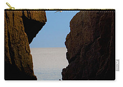Gulls Of Acadia Carry-all Pouch by Brent L Ander