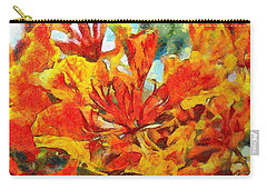 Gulmohar Carry-all Pouch