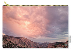 Half Dome From Olmsted Point Carry-all Pouch