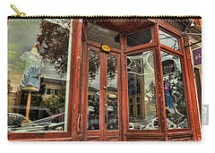 Halloween Storefront - Shepherdstown Wv Carry-all Pouch