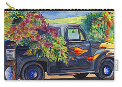 Hanapepe Truck Carry-all Pouch by Marionette Taboniar