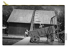 Carry-all Pouch featuring the photograph Harvest by Bonfire Photography