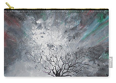 Haunted Tree Carry-all Pouch