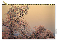 Frost 2 Carry-all Pouch by Linsey Williams