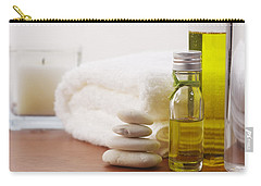 Health Spa Carry-all Pouch by Atiketta Sangasaeng