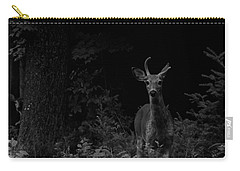 Hello Deer Carry-all Pouch by Cheryl Baxter