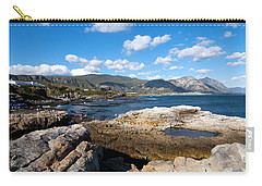 Hermanus Coastline Carry-all Pouch