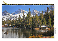 Carry-all Pouch featuring the photograph Hidden Jewel by Lynn Bauer