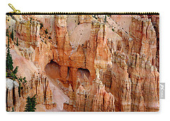 Carry-all Pouch featuring the photograph Hideaway  by Vicki Pelham