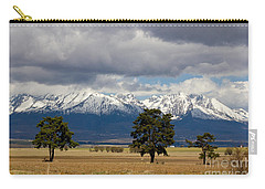 Carry-all Pouch featuring the photograph High Tatras - Vysoke Tatry by Les Palenik