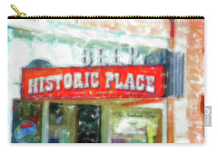 Historic Place Ogden Utah Carry-all Pouch