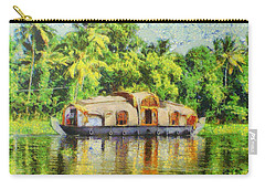 Houseboat Carry-all Pouch