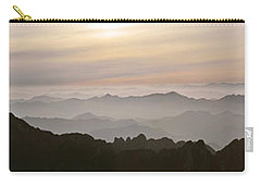 Huangshan Sunrise Panorama 1 Carry-all Pouch