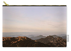 Huangshan Sunrise Panorama 2 Carry-all Pouch