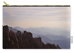 Huangshan Sunset Carry-all Pouch