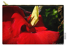 Hungry Carry-all Pouch by Donna Brown