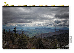 I Can See For Miles Carry-all Pouch by Ronald Lutz