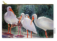 Ibis - Youngster Among Us. Carry-all Pouch