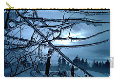 Carry-all Pouch featuring the photograph Illumination by Rory Sagner