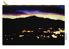 Impressionistic Pikes Peak Carry-all Pouch