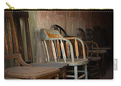 Carry-all Pouch featuring the photograph In Another Life - Another Time by Vicki Pelham