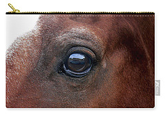Carry-all Pouch featuring the photograph In His Sight by EricaMaxine  Price