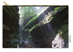 In The Cleft Of The Rock Carry-all Pouch