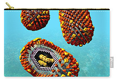 Influenza Virus Scene 1 Carry-all Pouch