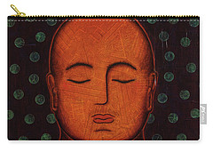 Carry-all Pouch featuring the painting Inner Visions by Gloria Rothrock