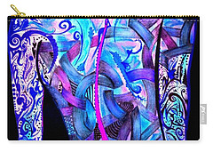 Intricate Woman Carry-all Pouch