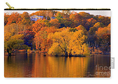 Island  In Fall Carry-all Pouch