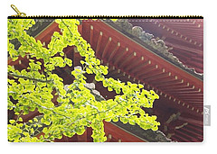 Japanese Tea Garden Carry-all Pouch