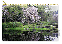 Japan's Imperial Garden Carry-all Pouch