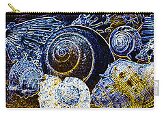 Abstract Seashell Art Carry-all Pouch