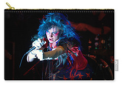 Juliette Lewis Carry-all Pouch
