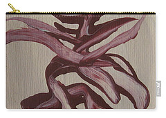 Jungle Pinks Carry-all Pouch