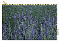 Just Lavender Carry-all Pouch
