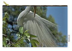 Carry-all Pouch featuring the photograph Just So by Joseph Yarbrough