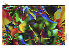 Kaleidoscope Carry-all Pouch by Patricia Griffin Brett