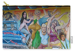 Carry-all Pouch featuring the photograph Keeping It Weird In Austin by Patti Whitten