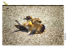 Killdeer Broken Wing Act Carry-all Pouch