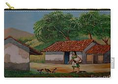 La Dama Del Rio Carry-all Pouch