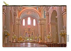 La Iglesia Matriz De Sangolqui Ecuador Carry-all Pouch