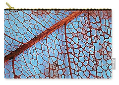 Lace Leaf 2 Carry-all Pouch