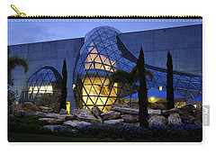 Carry-all Pouch featuring the photograph Lady In The Window by David Lee Thompson