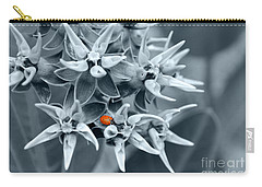 Ladybug Flower Carry-all Pouch