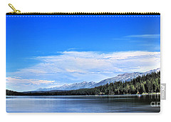 Lake Alva Carry-all Pouch by Janie Johnson